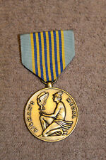 "Scarce Original Vietnam War Era U.S. Air Force ""Airmen's Medal"" w/Ribbon, Pb"