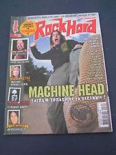 ROCK HARD 2007 64 MACHINE HEAD MEGADETH DIMMU BORGIR HELLOWEEN REBEL MEETS REBEL