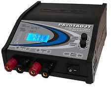 Logic RC 12V TWIN POWER SUPPLY ps201adjt 15amp réglable 5-15V DC Charge RC