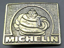 Michelin Man Tires The Great Amercan Buckle Company Vintage Belt Buckle