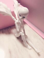 BJD 1/8 Mini Doll dolls little fairy Ivy no make up bare doll Without Makeup