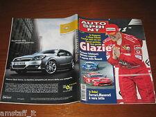 AUTOSPRINT 2004/41=GP F1 SUZUKA=MICHAEL SCHUMACHER=TEST FERRARI 430=