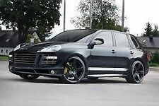 Porsche Cayenne Adjustable Lowering Kit Links - MADE IN GERMANY