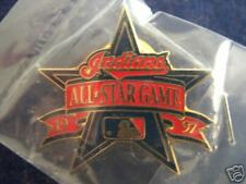 MLB - CLEVELAND INDIANS 1997 All-Star Game Lapel Pin