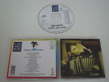 TOM WAITS/FRANKS WILD ANNÉES(ÎLE MASTERS 258 216) CD ALBUM