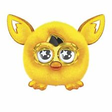 FURBY FURBLINGS GOLD Baby Furby Boom LIMITED EDITION mini Golden FURBLING Hasbro