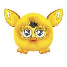 FURBY FURBLINGS GOLD Baby Furby Boom LIMITED EDITION mini Golden FURBLING Hasbro