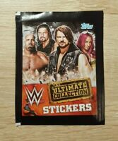 Topps 1 Tüte WWF WWE Ultimate Collection Bustina Pochette Pack Sobres Panini