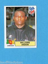 USA '94 - PANINI - Figurina n.148- ANDEM - CAMEROUN -NEW
