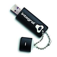 Integral 8GB Splash Black USB 2.0 Flash Drive INFD8GBSPLBK