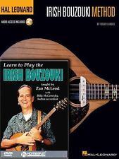 Irish Bouzouki Instructional Pack: Hal Leonard Irish Bouzouki Method Book/Audio