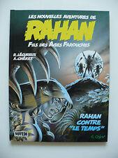 EO (comme neuf) - Rahan (Novedi) 1 (fils des âges farouches) 1991 Chéret