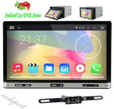 "Android 6.0 7"" 2Din InDash Car DVD Radio Stereo Player WiFi 3G GPS Navi+CAMERA"