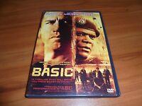 Basic (DVD, 2003, Special Edition) John Travolta