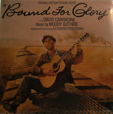 Bound for Glory  (Soundtrack) (Woody Guthrie songs by David Carradine) (sealed)