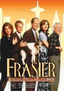 Frasier Season 3 DVD Brand New & Sealed