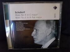 Schubert-mass NOS. 4 & 5-Menuhin