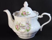 Prince Edward Island Fine Bone China Tea Pot