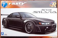 1989 Nissan Silvia S 13 / PS13 Rasty JDM 1:24 Aoshima 008898
