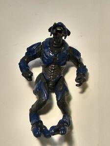 Halo elite soldier action figure only blue Halo elite soldier
