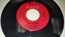 DEREK SMITH I Left My Heart In San Francisc / Honky Tonk Train Time Records 1056