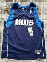0238693b0 Vintage Michael Finley - Dallas Mavericks sewn Jersey - Nike youth Large