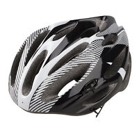 Ultralight Sports Cycling Helmet with Lining Pad Mountain Bicycle Adult White SZ