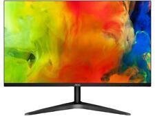 """Aoc 27B1H 27"""" Full HD 1920x1080 Monitor, Sin Marco De 3 lados, panel de conmutación in-plane, HDMI/VGA,"""