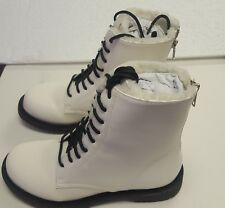 Shellys London Chelsea Winter Boot - Kartes, White, US Size 6
