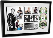 JUSTIN BIEBER PURPOSE WORLD TOUR 2017 SIGNED LIMITED EDITION FRAMED MEMORABILIA