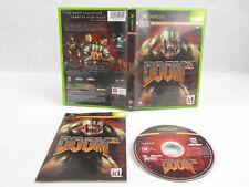 Doom 3 Xbox Original Complete PAL