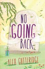 No Going Back, Very Good, Gutteridge, Alex Book