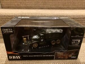Unimax Forces Of Valor 1:32 US 2.5 Ton Cargo Truck, Normandy 1944, No. 80055