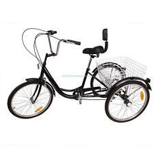 """6 vitesses 24"""" mouvements de vélo pour adultes Vélo Tricycle pour vélo achats"""