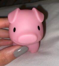 Plastic Toy Pig