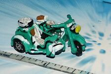 MICRO MACHINES MILITARY MOTORCYCLE BMW R75 w/Side Car # 3