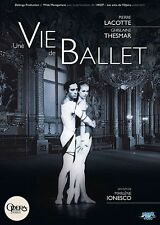 UNE VIE DE BALLET // DVD neuf