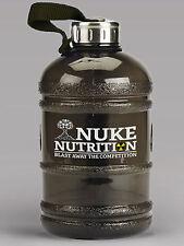 Protéine eau shaker mixeur mélangeur 1.8 litres fitness bouteille nuke nutrition