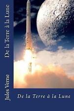 De la Terre à la Lune by Jules Verne (2016, Paperback)