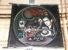 Bayonetta (Sony PlayStation 3, 2010) Disc only, FREE SHIPPING!