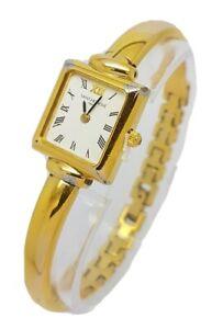 Ladies Saint Honore Paris, Gold Plated, Quartz face wrist watch A9