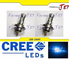 CREE LED 30W 9003 HB2 H4 BLUE 10000K TWO BULB HEAD LIGHT OFF ROAD LAMP REPLACE