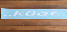 Küat - Bicycle Cycling Sticker Decal