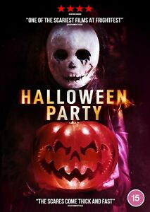 HALLOWEEN PARTY (RELEASED 18TH OCTOBER) (DVD) (NEW)