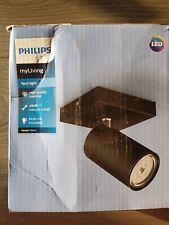 Philips deckenstrahler 5059130PN 1 flammig. schwarz