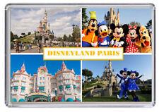 Euro Disney Disneyland Paris Fridge Magnet 03 Free Postage