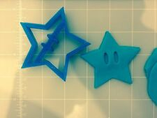 super mario super star cookie cutter