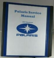 Service Manual for 2007 Polaris Hawkeye