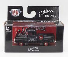 M2 Machines 1958 GMC Stepside 4x4 Truck Edelbrock  Auto Thentics R61 1:64