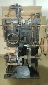 35mm GAUMONT PARIS Handcranck Movie Projector 1910?